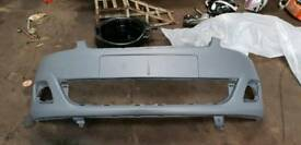 Mk6 Ford Fiesta Front Bumper brand New ready for paint