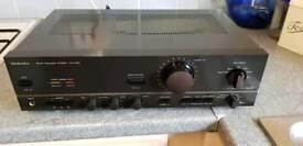 Technics su-v560 amplifier