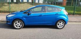 image for 2015 (65)reg ford fiesta zetec 1.2L petrol manual 5dr hatchback