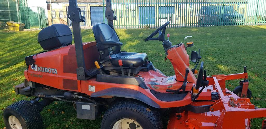 Kubota f3680 ride on mower | in Ferryhill, County Durham | Gumtree