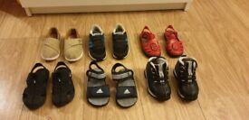 Boys Toddler's Bundle Shoes/Sandals