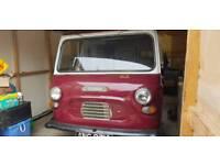 Classic car pick up van car