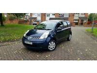 For sale my Nissan Note 1.4 petrol 57 plate