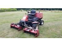 toro mower 335d