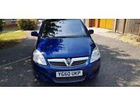 2010 Vauxhall Zafira 1.7 CDTi ecoFLEX 16v Elite 5dr Manual @07445775115