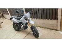 Pulse adrenaline 125cc learner legal 11 months MOT 750ono