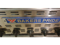 Heavy Duty - Bakers Pride XXE-8 Gas radiant chargrill
