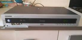 Samsung dvd player with built in hdd
