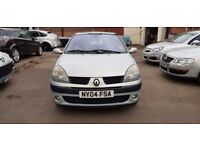 RENAULT CLIO DYNAMIQUE 1.2 PETROL *BREAKING FOR SPARE PARTS*