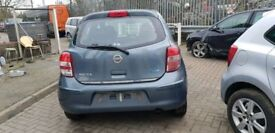 2011 61 NISSAN MICRA MANUAL 1.2 PETROL- NAVIGATION-PARKING SENSOR- £30 ROAD TAX A YEAR