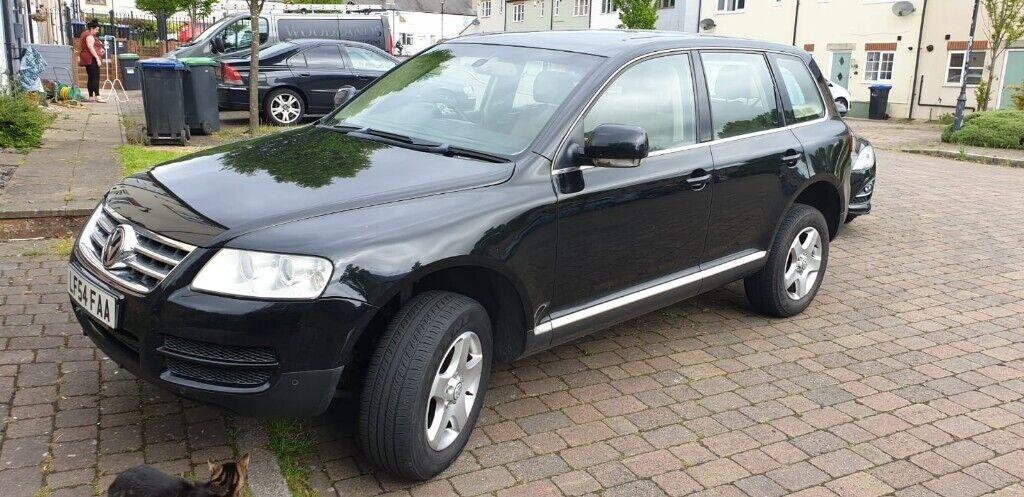 Volkswagen Touareg 2 5 TDI SE New Service, New Turbo With Warranty 2 Years,  New Breaks | in Nottingham, Nottinghamshire | Gumtree