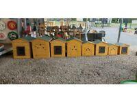 Great value wooden dog kennels
