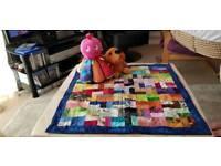 Baby Matt and 2 toys