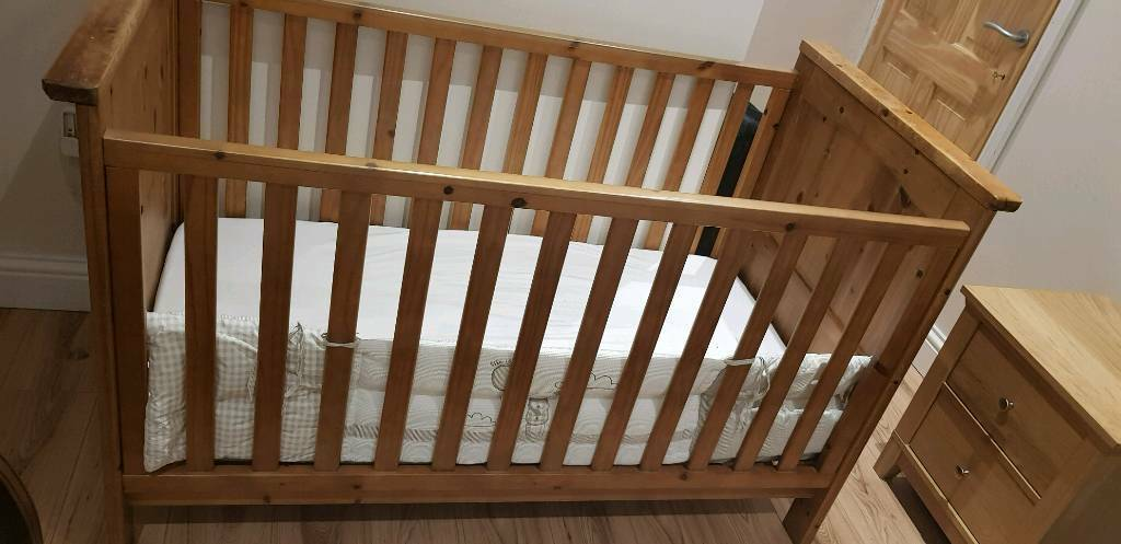 Babycot Toddler And Child Bed 3 In 1 Mamas And Pappas With