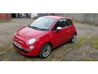 Fiat 500 1.2 pop 37000mls