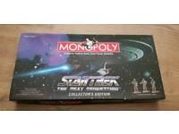Star Trek Collector's Edition Monopoly
