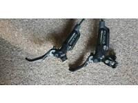 Sram Guide RS Brake Set - 4 Pot Calipers