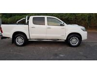 2014 Toyota Hilux 3.0 D-4D Invincible Double Cab Auto @07445775115