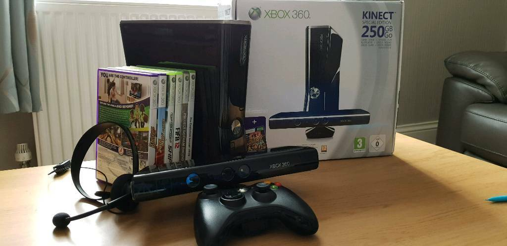 Xbox 360 Kinect excellent condition | in Bradford, West Yorkshire | Gumtree