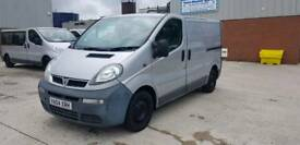 Vauxhall Vivaro Van
