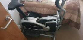 **NOW SOLD** Excercise bike CROSS TRAINER