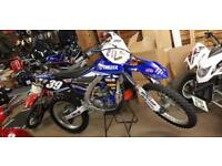 Road legal yzf250 yamaha Yz