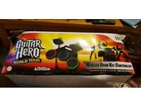 Guitar Hero Drum Kit for Wii