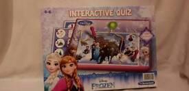 Frozen active quiz
