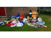 Job lot carboot items many brand new