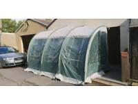 Suncamp 390 Caravan Awning