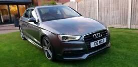 Excellent Condition Audi A3 Saloon S Line