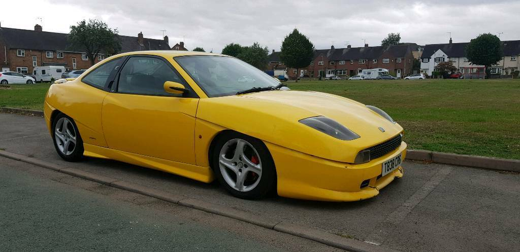 fiat coupe 20v turbo in stafford staffordshire gumtree. Black Bedroom Furniture Sets. Home Design Ideas