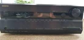 Onkyo tx-sr605 amplifier