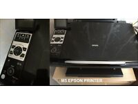 Epson Printer with 1 additional ink cartridge