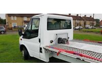 FORD TRANSIT 100 T350 L RECOVERY TRUCK,LONG BED,1 YEAR FRESH MOT £7000,,NO VAT CALL 07903496696
