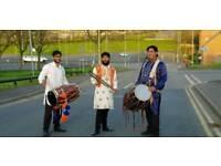Bhangra Dhol players ( SITAREY PUNJAB DE )