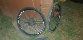 MTB Disc wheels