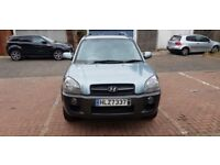 2005 Hyundai Tucson 2.0 CRTD CDX 5dr Automatic @07445775115