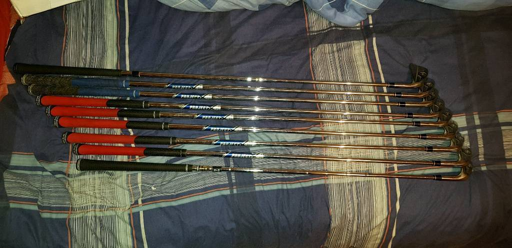 Taylormade MB Forged Golf Irons 3 - SW