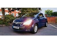 Vauxhall Corsa 1.2 Petrol EcoFlex Nearly As NEW! Vauxhall warranty