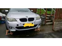 bmw 525d spares or repair