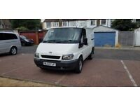 2002 Ford Transit 1+Owner+From+New+Manual Low Emission Zone Exempted @07445775115