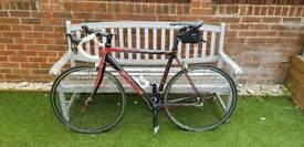 Forme road bike