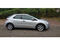2006 Honda Civic 2.2 i-CTDi Sport 5dr Manual @07445775115