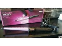 Babyliss curl wand