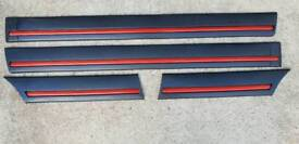 309 gti rubbing strips body plastics