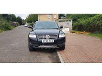 2006 Volkswagen Touareg 3.0 TDI V6 Sport 5dr Auto+Diesel+Sport+Model+Sensor @07445775115