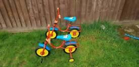 Disney micky mouse bike