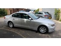 2005 BMW 5 Series 2.5 523i SE 4dr Manual @07445775115