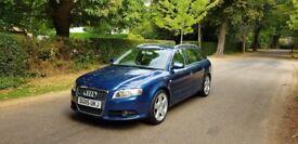Audi A4 Avant 2.0 T Petrol 2005/05 S-Line Cvt/Auto Cambelt done lots of History Cheap Quick sale!!!!